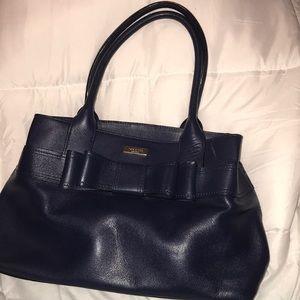 Dark blue Kate spade bag